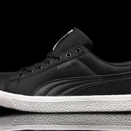 Puma, UNDEFEATED - Clyde - Ripstop (Black)