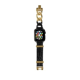 sacai - Bracelet for Apple Watch: Gold