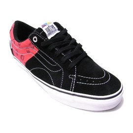 VANS - AV NATIVE AMERICAN LOW (Spitfire/Black/Flame Red)