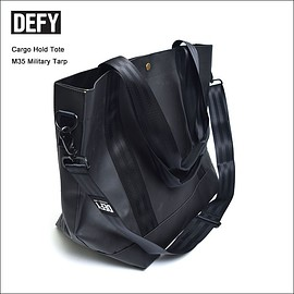 DEFY BAGS - Cargo Hold Tote