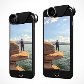 Premier Systems - Olloclip 4-IN-1 Photo Lens for iPhone 6 & iPhone 6 Plus