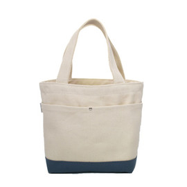 CYCLE GARAGE - Lunch Bag - blue
