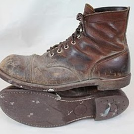 Red Wings - Iron Ranger work boots