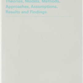 "Damien Hirst - ""Theories, Models, Methods, Approaches, Assumptions, Results and Findings"", with Drawing, Signed, 2005"