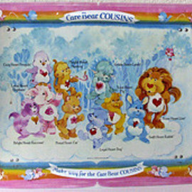 Care Bears - Care Bear Cousins TV Tray