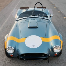 Shelby - 50th Anniversary Shelby 289 FIA Cobra