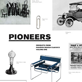 Products from Phaidon Design Classics - Pioneers