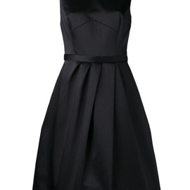 JASON WU - belted A-line dress