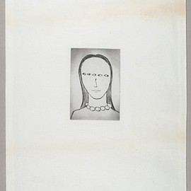 Louise Bourgeois - Self Portrait (Louise)