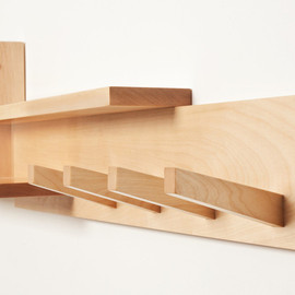 Trunk Studio - Toque Wall Rack