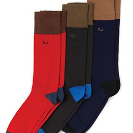 MARC BY MARC JACOBS - Colorblocked Socks