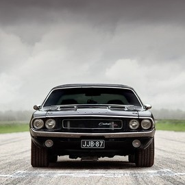 Dodge - 1971 Challenger RT
