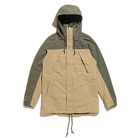 Patagonia - Men's Recycled Nylon Parka-CSC