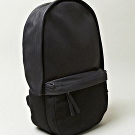 Haerfest - Cowhide And Canvas Capsule Backpack