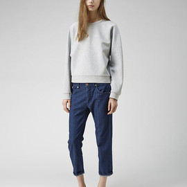 Girl. by Band of Outsiders - 2013AW BOYFRIEND JEANS Indigo