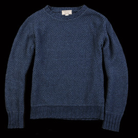 UNIONMADE, Journal Standard - Link Crewneck Sweater - Indigo