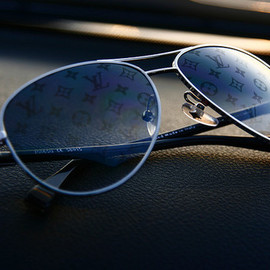 LOUIS VUITTON - eyewear