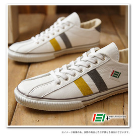 maccheronian - 2215L WHITE/YELLOW/GRAY