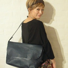 Ciaopanic - 【I HAVE LOVE】LeatherメッセンジャーBAG