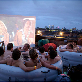 London - HOT TUB CINEMA