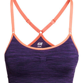 H&M - Seamless sports bra