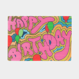 MoMA STORE - 3D ミニカード,HAPPY BIRTHDAY