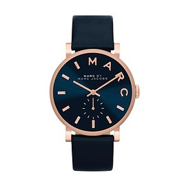 MARC BY MARC JACOBS - Baker Pinkgold Navy Navys 36mm