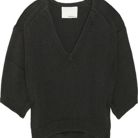 3.1 Phillip Lim - Cropped knitted