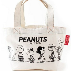 PEANUTS SNOOPY - ランチトートバッグ