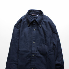 HYPERION - OXFORD B.D. SHIRT