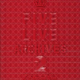 L'Arc~en~Ciel - FIVE LIVE ARCHIVES 2 [DVD]
