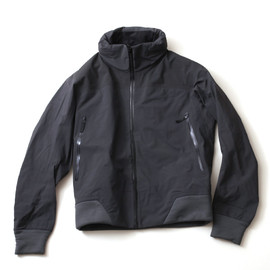 Deploy Composite Jacket Black