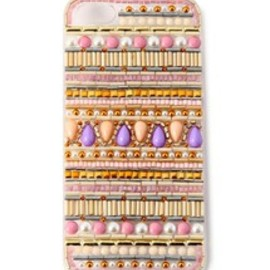 Another Edition - DRESSTIC BEADS iPhone