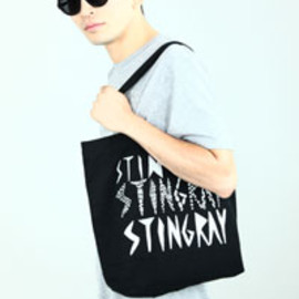 Stingray - Eco Tote Bag