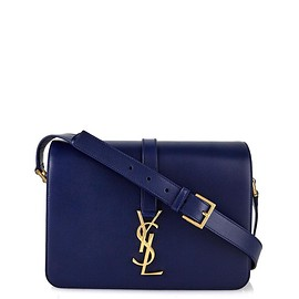 SAINT LAURENT - Université leather medium cross-body bag
