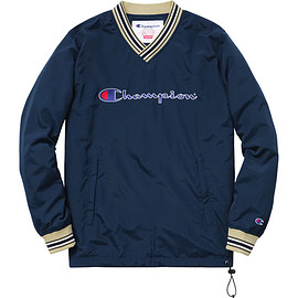 Supreme, Champion - Warm Up Pullover