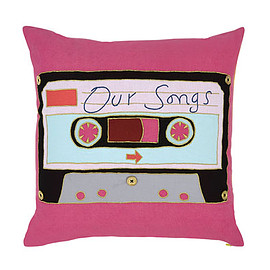 Grayson Perry - Grayson Perry ''Mix Tape'' cushion cover