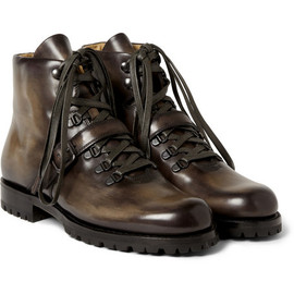 Berluti - Brunico Venezia Leather Boots