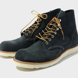 Red Wings - Beams x Red Wings Round Toe Boots