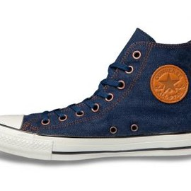 CONVERSE - CONVERSE CHUCK TAYLOR ALL STAR DENIMPANTS HI