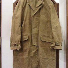 RRL - LIMITED EDITION WAXEDCOTTON COAT 14着限定