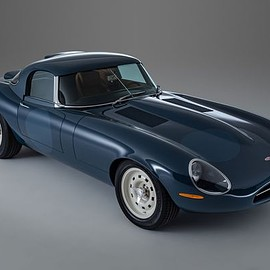 Jaguar / Eagle - Eagle Lightweight GT (Special Edition Jaguar E-Type from Eagle)