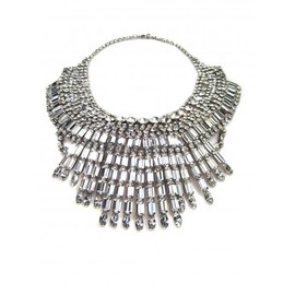 Tom Binns - WHITE MASSAI NECKLACE