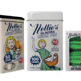Nellie's All-Natural  - Laundry Goods
