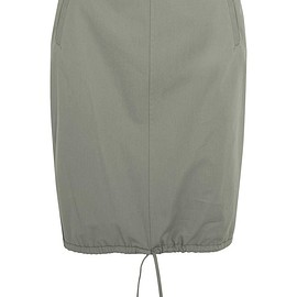 Barbara Casasola - Cotton-gabardine pencil skirt