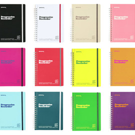 Hightide - Penco - colored - Notebooks, different sizes