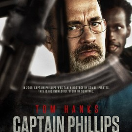 Paul Greengrass - Movie Poster of Captain Phillips