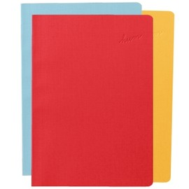 hum - hum  Dog ear notebook