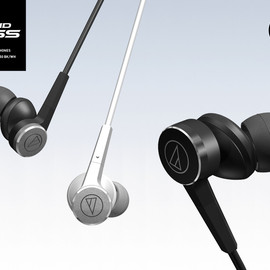 audio-technica - SOLID BASS ATH-CKS70