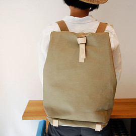 BROOKS ENGLAND - Pickwick Backpack